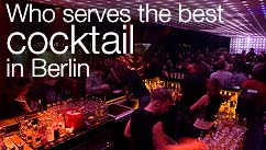 Who serves the best cocktail in Berlin?