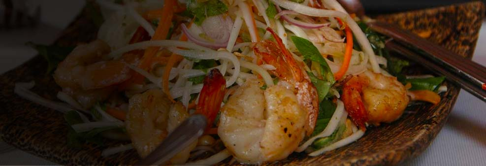 Chef's best Cambodian dishes