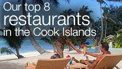 Our top five restaurants in the Cook Islands