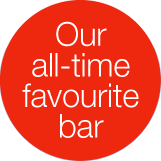 Our all-time favourite bar