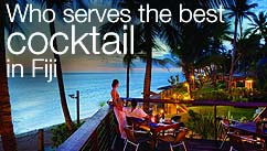 Who serves the best cocktail in Fiji?