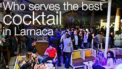 Who serves the best cocktail in Larnaca?