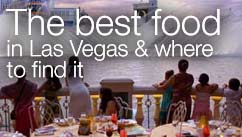 Our top five restaurants in the Las Vegas
