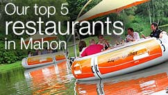 Our top five restaurants in the Mahon
