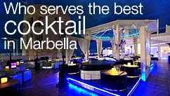 Who serves the best cocktail in Marbella?