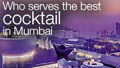 Who serves the best cocktail in Mumbai?