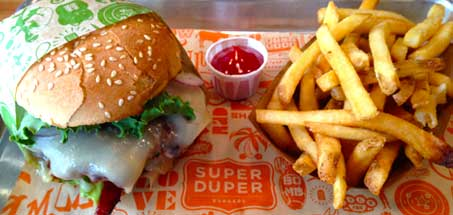 On the hunt for the perfect burger?