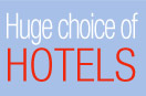 Got a favourite? Take advantage of our new lower hotel rates.