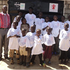Helping Kenya's slum kids.