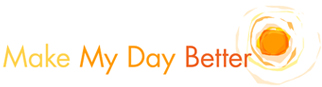 Make my day better logo