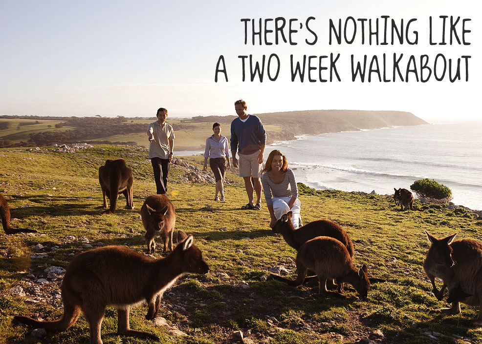 Australia 2 Week Walkabouts Offers