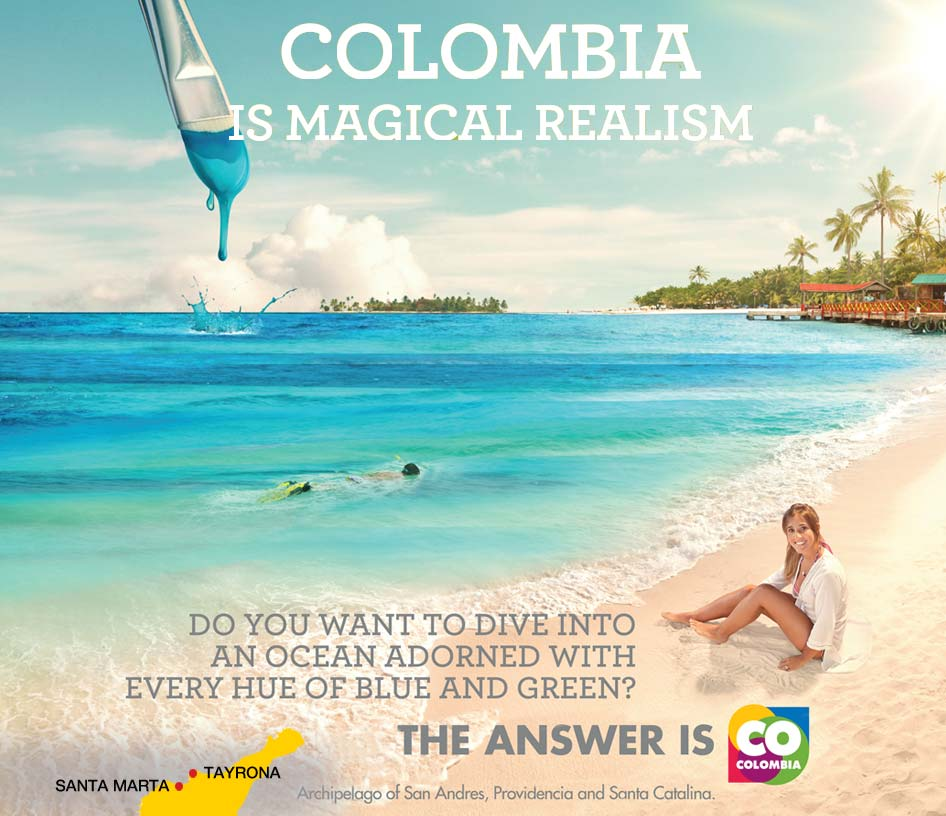 Discover Colombia