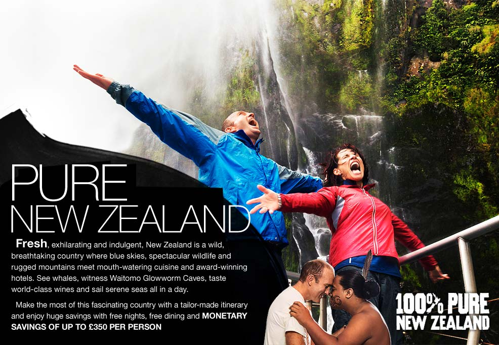 Experirence New Zealand
