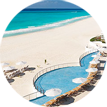 All inclusive luxury in Mexico's Playa Del Carmen- $1500 resort credit