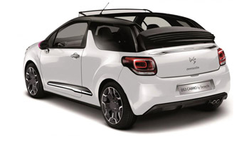 Cotroen DS3 Cabriolet