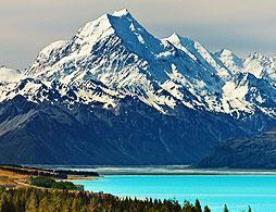 Tour to Queenstown via Mount Cook