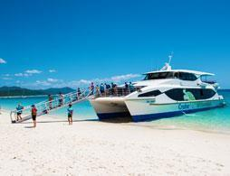 Whitsundays & Whitehaven Cruise