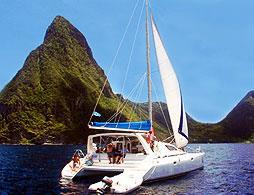 Catamaran Cruise to Soufriere