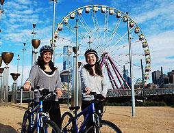 Melbourne City Bike Tour