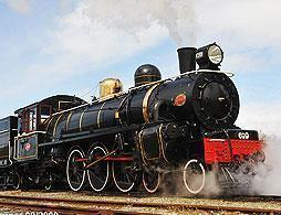 Taieri Gorge Railway Half Day
