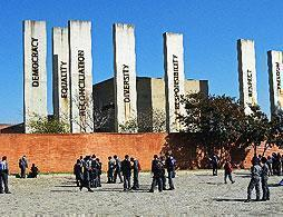 Apartheid Museum Tour