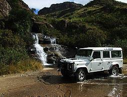 Private Sani Pass 4WD Adventure