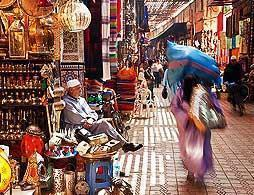 A Full Day City Tour Marrakech