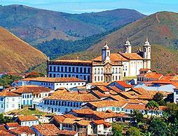 Ouro Preto and Mariana Tour with Lunch