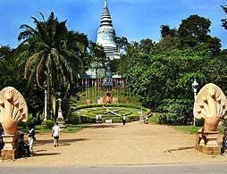 Half Day Private Phnom Penh Tour