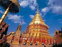 Doi Suthep City Temples Tour