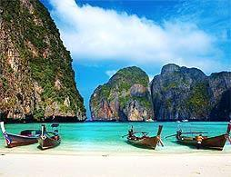 Half Day Krabi Four Islands by Speedboat