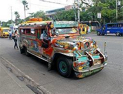 Manila by Jeepney