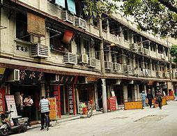 Cultural Street and Silk Market Tour