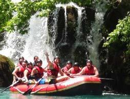 Sapadere Dim Cave Adventure from Alanya