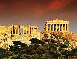Athens City and Acropolis Tour