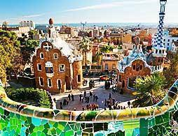 Artistic Barcelona - The Best of Gaudi
