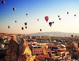 2 Night Visit to Cappadocia from Antalya