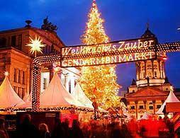 Christmas Markets Tour in Berlin