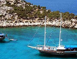 All Inclusive Boat Trip from Bodrum