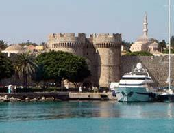 Rhodes Trip from Bodrum