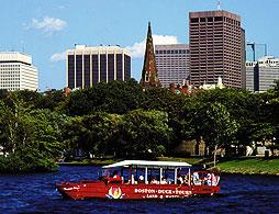 Boston Duck Tour and Cruise