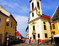 Half Day Trip to Szentendre