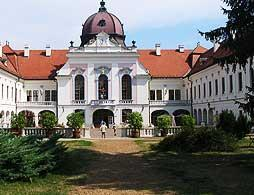 Royal Palace of Godollo from Budapest