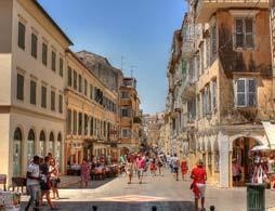 Grand Island Tour of Corfu