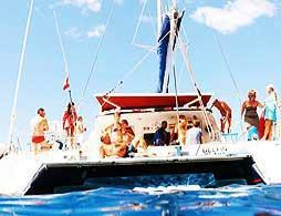 Catamaran MultiAquatic