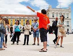Experience Lisbon Walk - Small Group Adventure