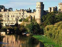 Warwick Castle and Shakespeare Country