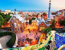 Barcelona by Train - Full Day Trip from Madrid