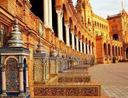 Seville By Train - Full Day Trip from Madrid