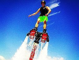 Flyboard Mallorca Flying Session
